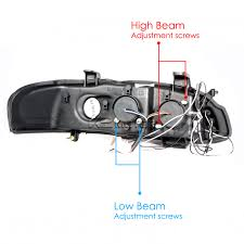 led projector wiring diagram led image wiring diagram halo led projector headlights wiring installation solidfonts on led projector wiring diagram