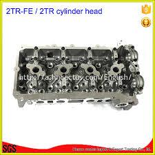 Engine parts 2TR FE 2TRFE 2TR cylinder head 11101 75200 ffor Ttoyota ...