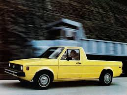 Volkswagen Should Revive The Rabbit Pickup, But Can't Because Of ...