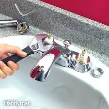drippy bathtub faucet quickly fix leaky cartridge type faucets repair leaking moen bathtub faucet
