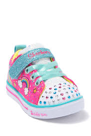 Skechers Light Up Unicorn Shoes Twinkle Toes Unicorn Light Up Sneaker Toddler