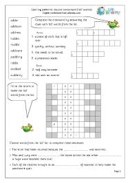 Phonics worksheets and online activities. Double Consonants Urbrainy Com