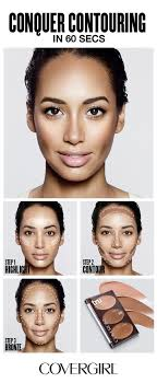 cover shows you how to contour your face in 60 seconds follow cover s step by step contouring tutorial using our trublend contour palette