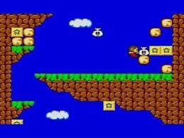 Alex Kidd in Miracle World (Master System) Demo - YouTube