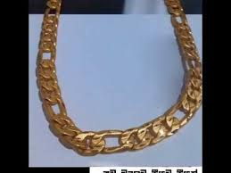 sri lanka men s gold plated chain 4100
