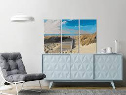 Malen Nach Zahlen Strand Blauer Himmel Wallpaper Dreamsde