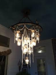 winsome wagon wheel chandelier diy mason jar cute bedroom ideas with lights design