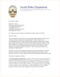 Law Enforcement Recommendation Letter Sample - April.onthemarch.co