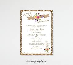 sle invitation 50th wedding anniversary fresh 50th wedding anniversary invitation wording sles in hindi