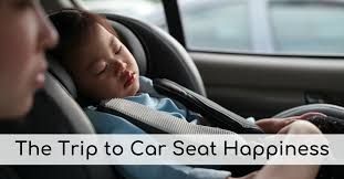 car seat crying