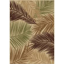 bungalow palms bisque 7 ft 8 inch x 10