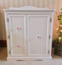 easy american girl armoire
