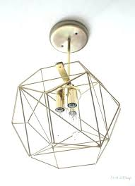 geometric pendant light you could spend hundreds of dollars on a globe or gold black uk