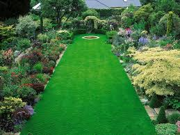 Small Picture Landscaping Ideas for an Irregularly Shaped Yard HGTV