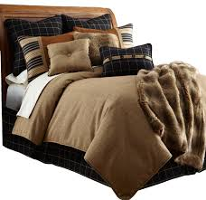 rustic comforter sets with cabin bedding luxury rustic style bedding modern bedding plaid