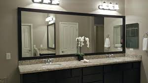 bathroom mirrors contemporary. Bathroom Mirrors Contemporary Master Mirror And Vanity Before After .