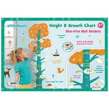 Product Page Nature Height Chart