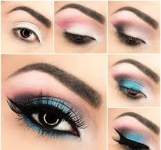 blue smokey eye makeup tutorial 2016 20 10 fall eye makeup tutorials you should see