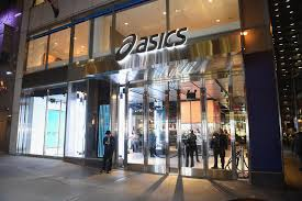 Asics London Designer Outlet Asics Opens First Nyc Fifth Ave Flagship News