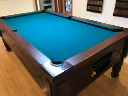 Crown Royal Pool Table Light Refurbished Used Pool Tables For Sale In Singapore