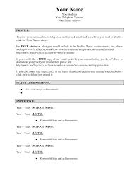 How To Write A Cover Letter And Resume Format Template Sample For