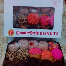 Country Style  HowlingPixelCountry Style Donuts