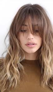 The Best Hairstyles With Bangs Youll Want To Copy No 28 Live