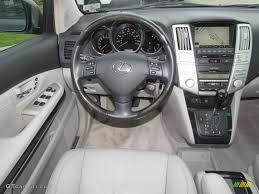 2008 lexus rx 350 light gray dashboard photo 61665883