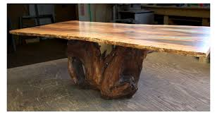 Inlaid Dining Table Custom Turquoise Inlay Dining Table By Aaron Smith Woodworker