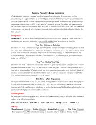 narrative essay topics for college students binary options in personal narrative essay examples inside 19 charming for colleges resume