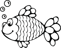 fish coloring pages free happy rainbow fish coloring page free to print free fish coloring pages for s