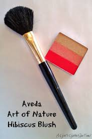 aveda art of nature makeup review