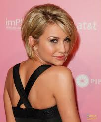 Structured Bob Hairstyles A Sexy Bob From Chelsea Kane Stylenoted