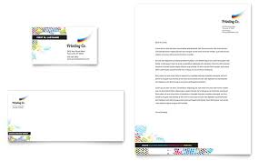 Company Letterhead Sample Manufacturing Letterheads Templates Design Examples