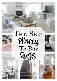 my favorite rug sources