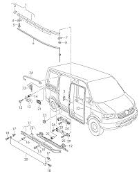 volkswagen campmobil t5 spare parts catalogue south africa