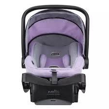 infant car seat review evenflo litemax