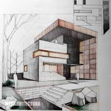 Fine Architecture Drawing Png Colored Pencil Architectural Rendering Google On Design Inspiration