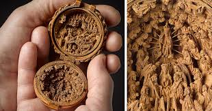 16th Century Boxwood <b>Carvings</b> Are So <b>Miniature</b> Researchers ...