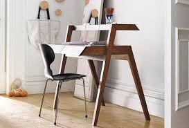 ergonomic home office desk. stylish modern wood office desk home furniture ergonomic elegance of desks i