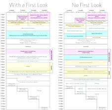 Wedding Day Timeline Excel Wedding Day Itinerary Template Metabots Co