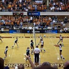 Bob Devaney Sports Center Seating Chart Volleyball Ncaa Womens Volleyball Tournament Second Round Session 2