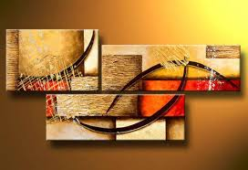 large art oil painting wall decor on canvas