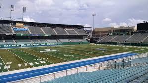 Yulman Stadium Section 120 Rateyourseats Com
