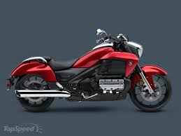 2015 Honda Gold Wing Valkyrie Review - Top Speed