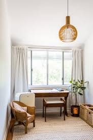 Image Ideas Built In Light Sources Are Often The Bane Of The Room If Youre Renting Theres Not Much You Can Do To Alter Them And They Often Cast Unflattering Or Apartment Therapy How To Create The Perfect Home Office Lighting Setup Apartment Therapy