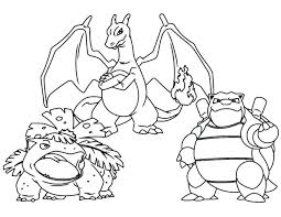 Pokemon Coloring Pages Printable Medium Size Of Free Coloring Pages