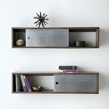 wall mount bookcase wall mounted bookcase with doors