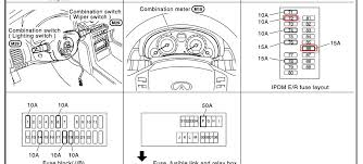 2005 infiniti fx35 fuse diagram vehiclepad 2005 infiniti fx35 2005 infiniti g35 fuse panel infiniti schematic my subaru