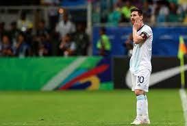 Copa America 2019, Argentina vs ...